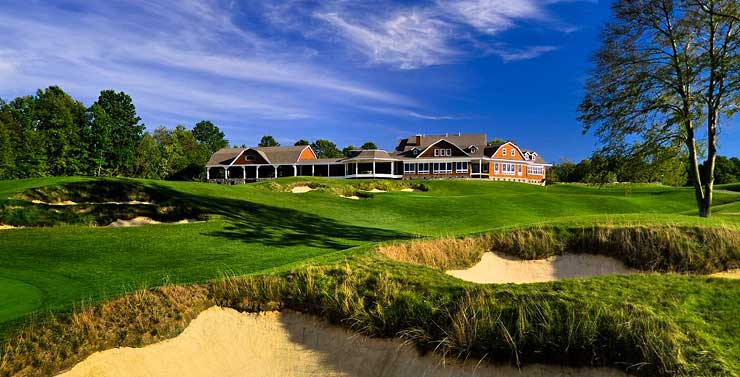 Brook Hollow Country Club Trueblood Dallas